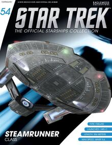 Star Trek The Official Starships Collection issue 54