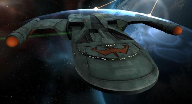 File:Romulan battlehawk.jpg
