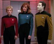 Starfleet uniform 2366