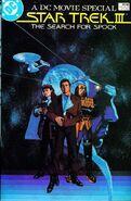 Star Trek 3 comic