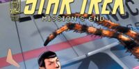 Mission's End, Issue 2