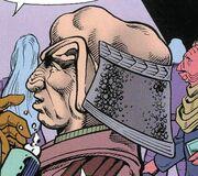 Rom headskirt DC Comics