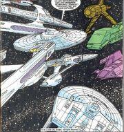 Enterprise-A Fleet