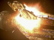 Destruction of the USS Voyager