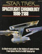 Spaceflight Chronology Phoebus cover1