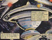 Starbase 6 Marvel