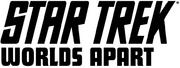 Worlds apart logotype