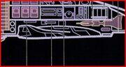 Waverider in Nova-class MSD