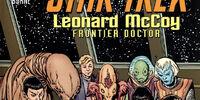 Leonard McCoy, Frontier Doctor, Issue 4