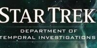 Star Trek: Department of Temporal Investigations