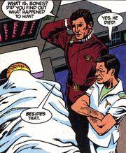 Autopsy DC Comics