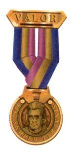 C. Pike Medal of Valor