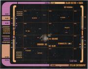 Bajor sector DS9 Manual