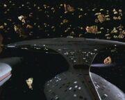 Enterprise-D maneuvering thruster