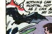 Bat marvel comics