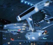Enterprise-A Spacedock