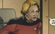 Female vice admiral