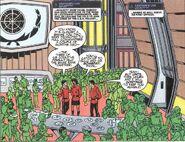 Recreation deck Marvel Comics