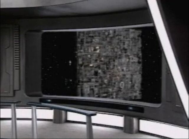 File:Borg Cube on Righteous Screen - st borg.jpg