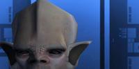 Lieutenant Commander E'genn