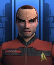 Captain Qat'Anmek