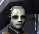 Liberated Borg Human
