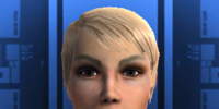 Commander Jenna Romaine