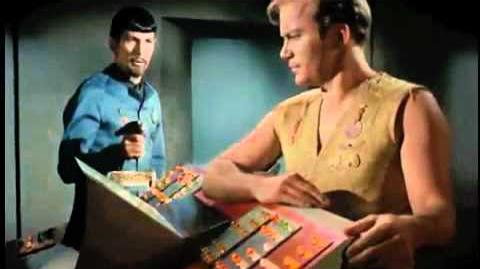 The Evil Mr Spock.