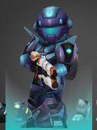 SEAL Team Atom; Admiral Zero