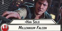 Han Solo Millennium Falcon
