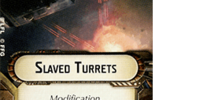 Slaved Turrets
