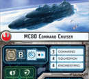 MC80 Command Cruiser