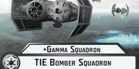 Gamma Squadron TIE Bomber Squadron
