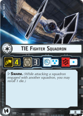Tie-fighter-squadron