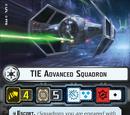 TIE Advanced Squadron