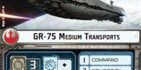GR-75 Medium Transports