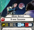 Wedge Antilles X-wing Squadron