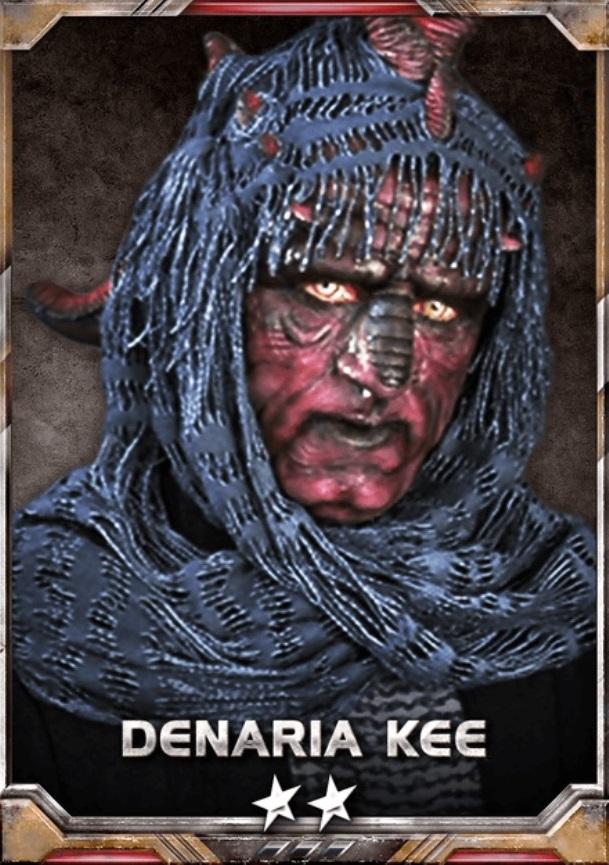 Denaria Kee 2S Small