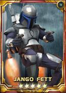 Jango Fett 5 Star