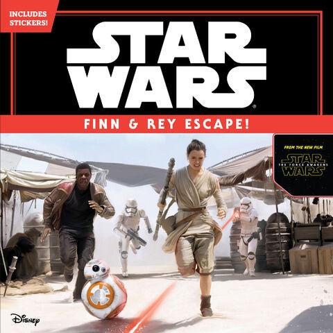 File:Finn and Rey Escape cover.jpg