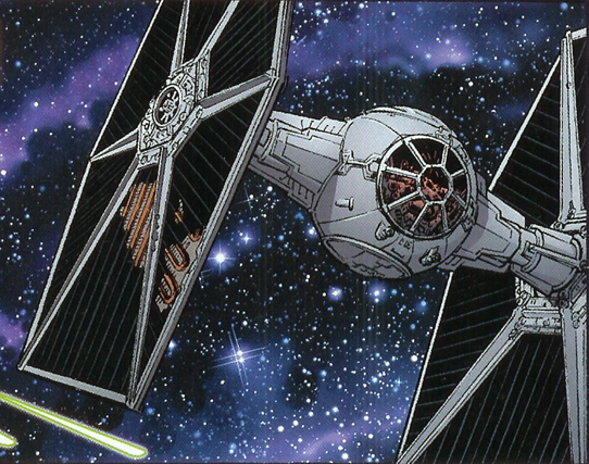 File:TIE wing damage.jpg
