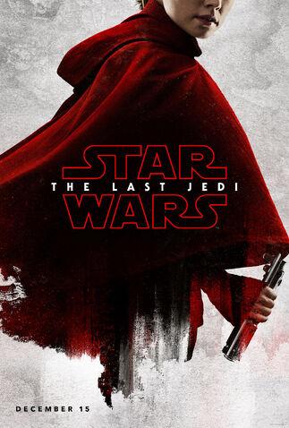 File:Daisy Ridley Rey The Last Jedi Teaser Poster.jpg