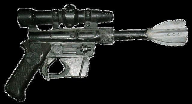 File:DL-21 blaster pistol - SW Card Trader.png