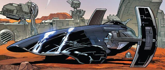 File:Darth Vader first starship.jpg