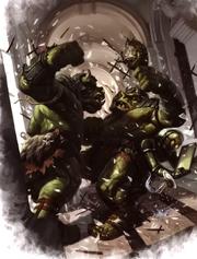 Gamorrean brawl-EotEGM