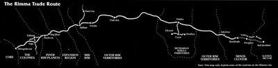 Rimma Trade Route