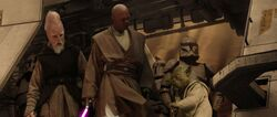 Yoda mace windu ki-adi-mundi battle of geonosis