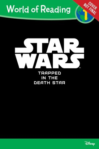 File:Trapped in the Death Star solicitation cover.jpg