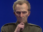 Early Tarkin Tarkin makeup