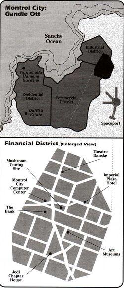 Montrol City